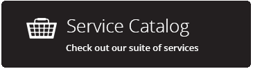 Service Catalog - Check out our suite of services