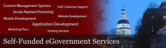 Sample list of eGovernment Services