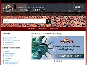 The Governor's Commission on Hispanic Affairs Home Page