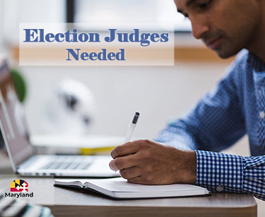 Election Judges Needed