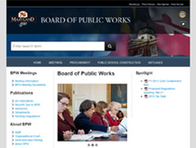 Board of Public Words Home Page