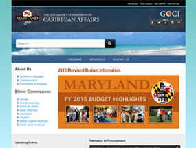 The Governor's Commission on Caribbean Affairs Home Page