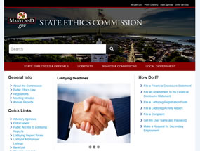 State Ethics Commission Home Page