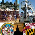 Images of the state of Maryland