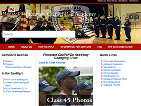 Freestate Challenge Home Page