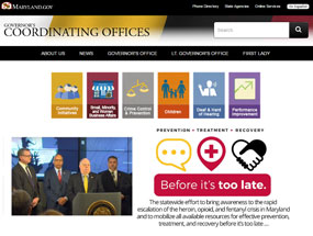 Governor's Coordinating Office Home Page