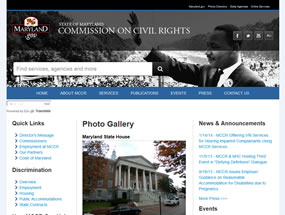Maryland Commission on Civil Rights Home Page