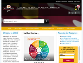 Maryland Higher Education Commission Home Page
