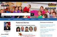 Maryland State Department of Education Home Page